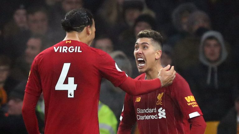 Highlights Wolves 1-2 Liverpool